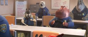 loufard wolford disney personnage character zootopie zootopia