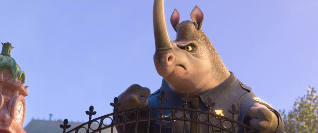officier mccorne mchorne disney personnage character zootopie zootopia