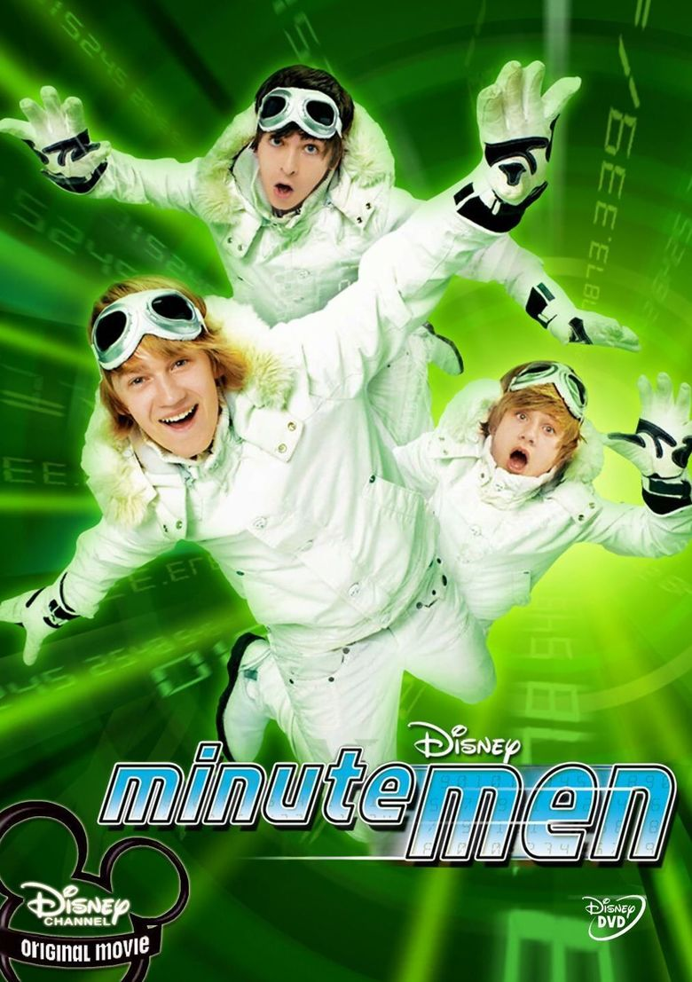 Disney Channel Original Movie DCOM minutemen