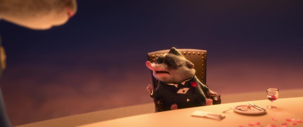 mister big disney personnage character zootopie zootopia