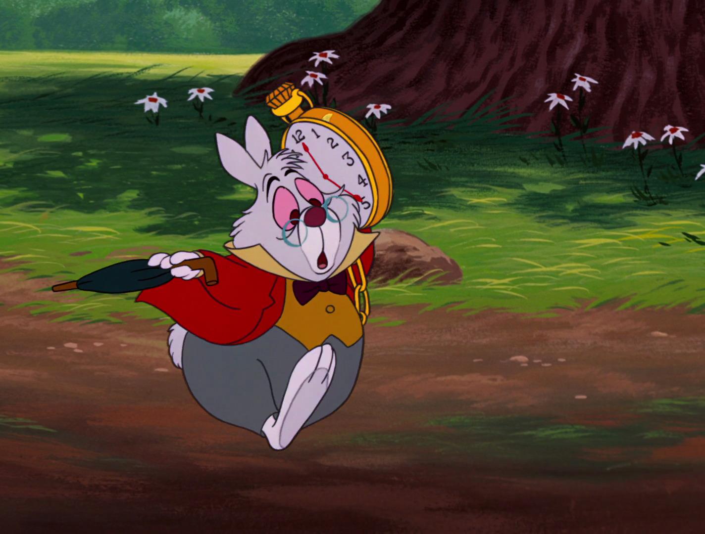 Les répliques dans « Alice au pays des merveilles ...