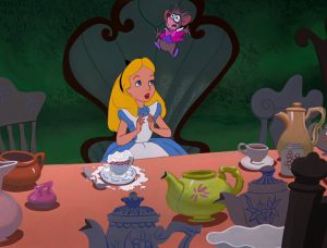 disney réplique citation quote alice au pays des merveilles wonderland