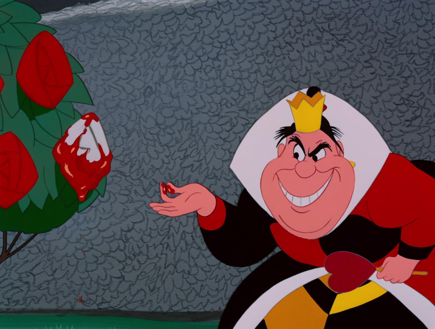 Les Répliques Dans Alice Au Pays Des Merveilles Disney