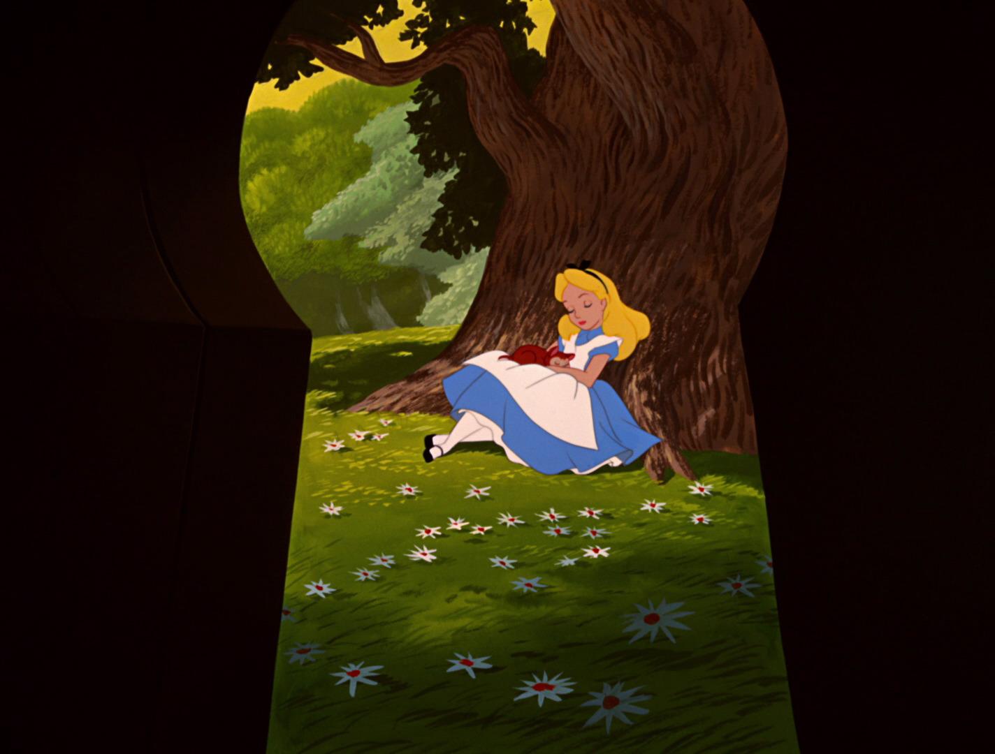 Les R Pliques Dans Alice Au Pays Des Merveilles