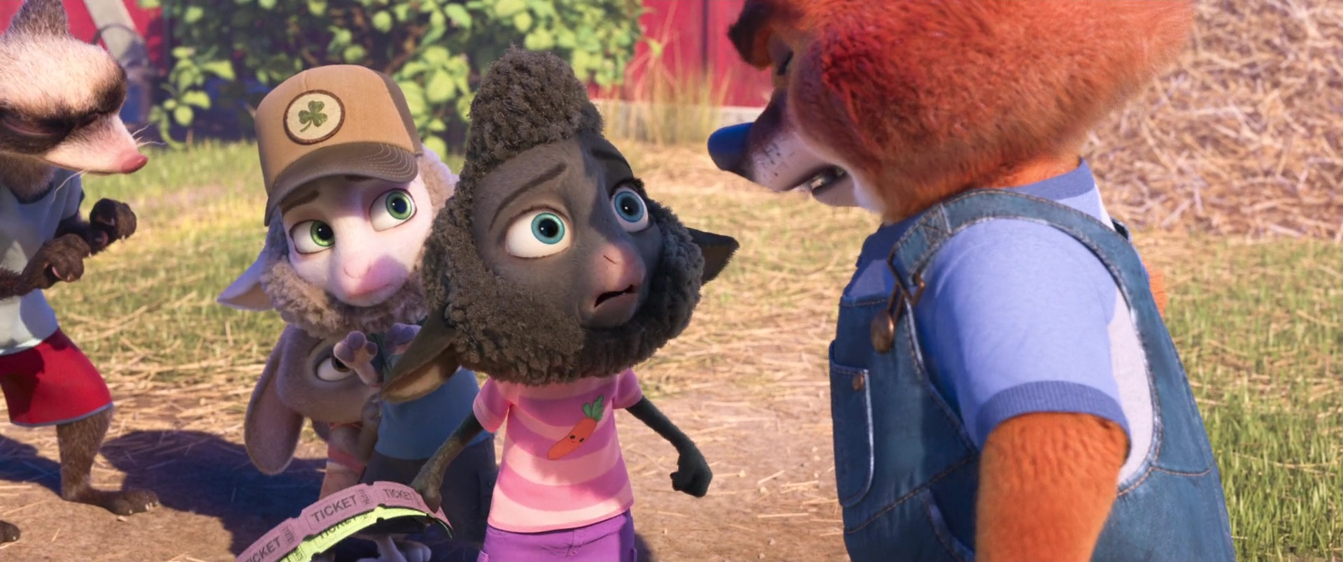 sharla disney personnage character zootopie zootopia
