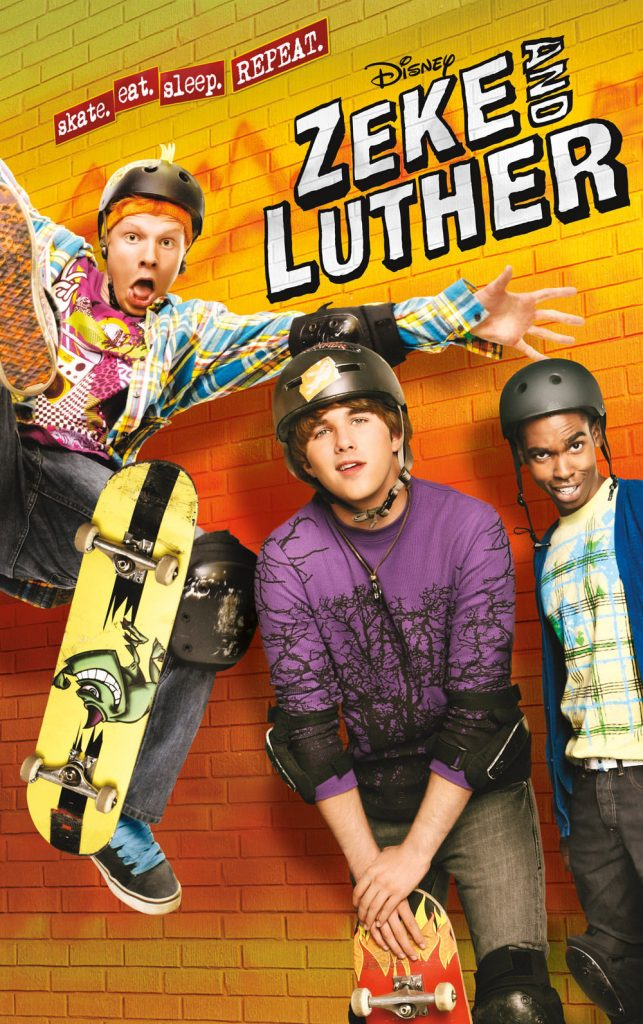 Disney XD Zeke et Luther
