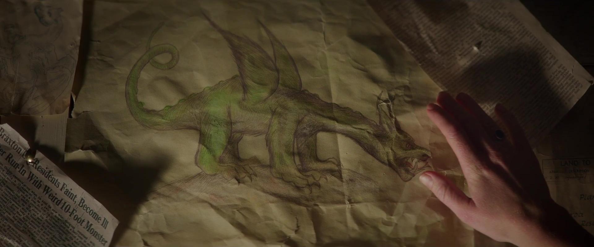 Disney Actu peter et elliott le dragon extrait il n'était pas seul