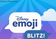 disney application disney emoji blitz!