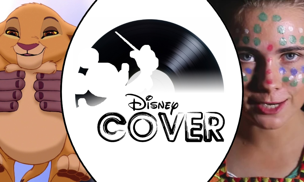 Disney cover le roi lion 2 il vit en toi emma Fabreguette