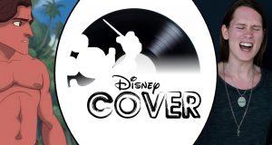 Disney cover two worlds tarzan pellek