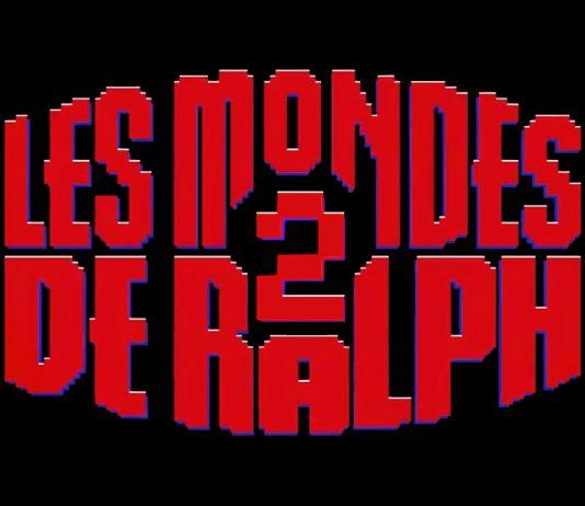 Disney Logo les mondes de ralph 2 montage Disney-Planet.fr