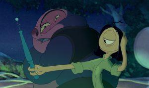 Disney personnage lilo et stitch pikly