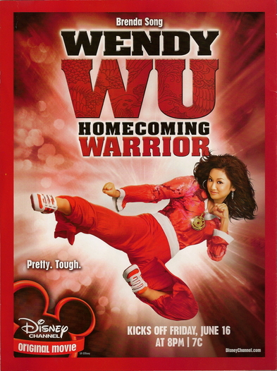 Disney Channel Original Movie Wendy Wu
