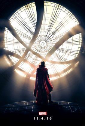 Affiche Poster Doctor Strange Disney Marvel
