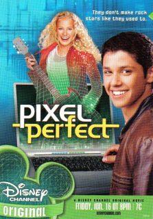 Affiche Poster star idéale pixel perfect disney channel