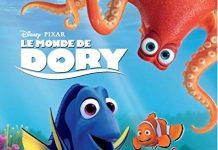 pixar disney album panini livre le monde de dory