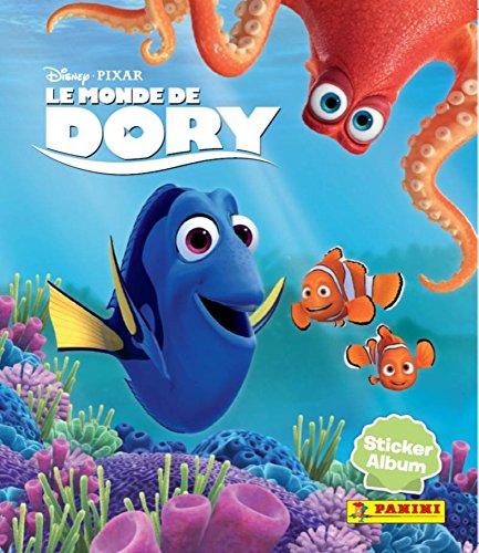 """""""Le Monde de Dory"""" : l'album sticker Panini."""