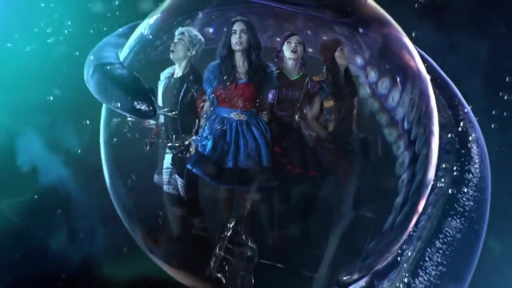 descendants 2 disney channel