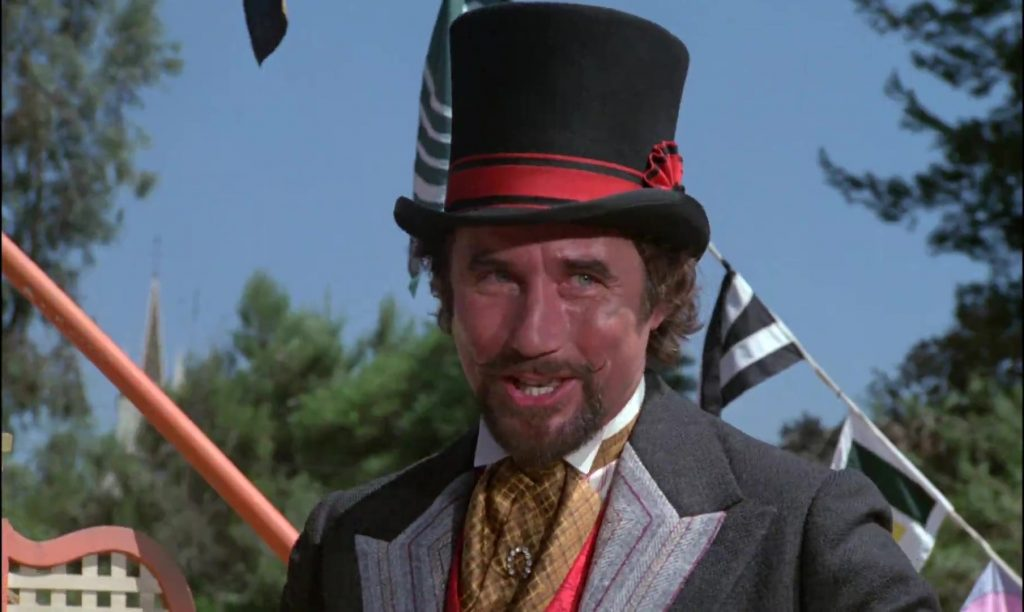 docteur dr terminus disney personnage character peter elliott dragon pete