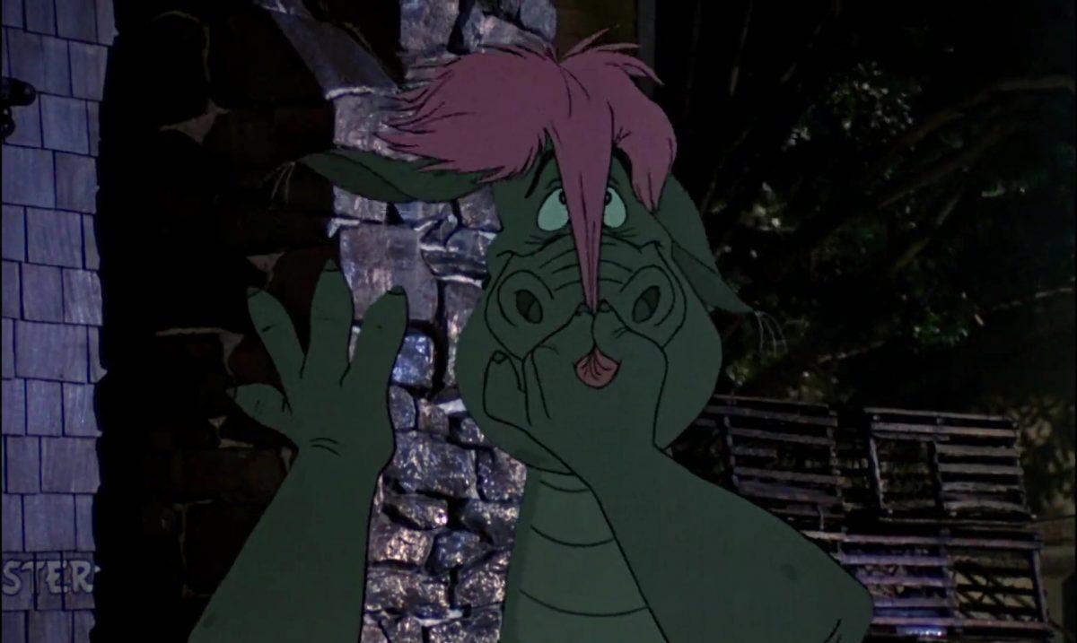 disney personnage character peter elliott dragon pete