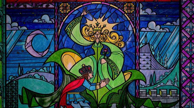 enchanteresse personnage character disney la belle et la bête beauty and the beast