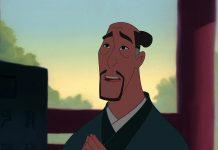 fa zhou disney personnage character mulan