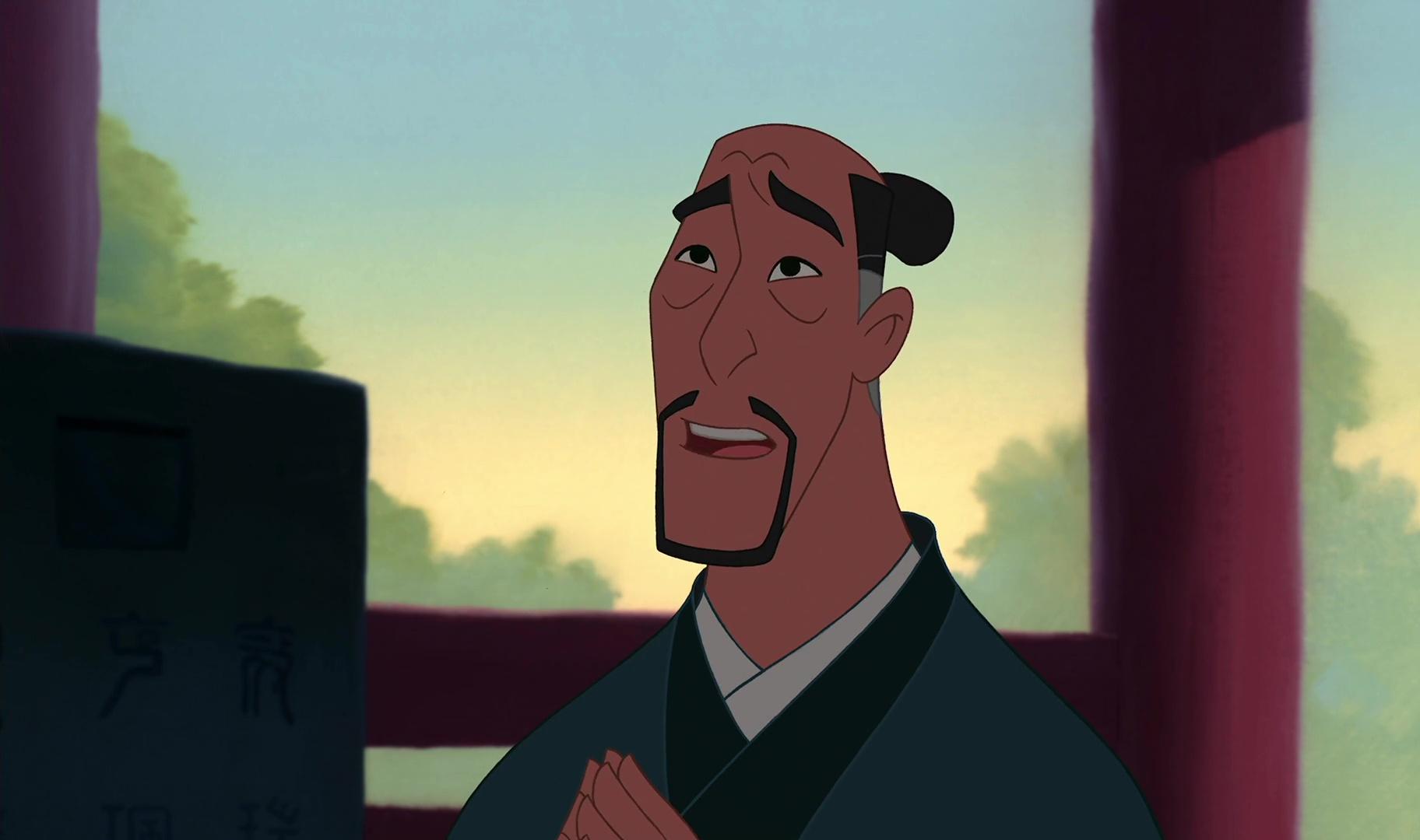 Uncategorized Fa Zhou fa zhou personnage dans disney planet character mulan