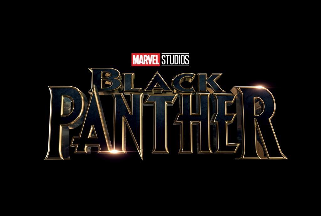 disney marvel logo black panther
