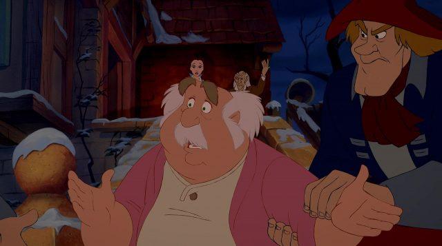 maurice personnage character disney la belle et la bête beauty and the beast