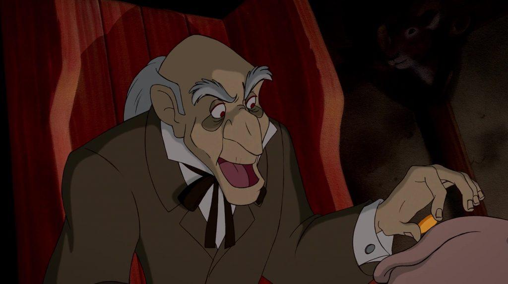 monsieur d'arque personnage character disney la belle et la bête beauty and the beast