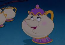 mrs samovar personnage character disney la belle et la bête beauty and the beast