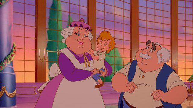 mrs samovar personnage character disney la belle et la bête beauty and the beast