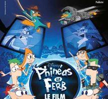 disney channel original movie phinéas et Ferb voyage dans la 2nd dimension