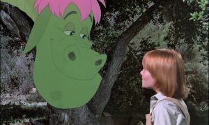 disney peter et elliott le dragon pete réplique
