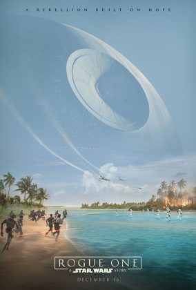 disney lucasfilm star wars rogue one poster affiche