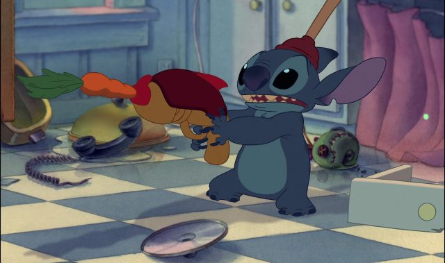 personnage lilo stitch disney character