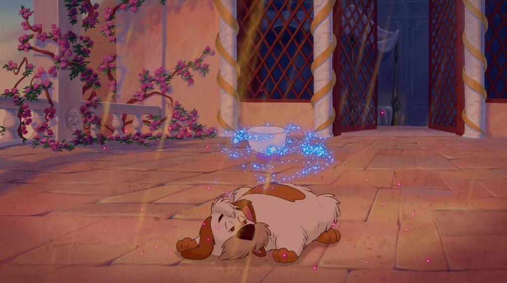 sultan personnage character disney la belle et la bête beauty and the beast