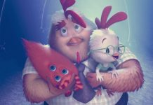 disney personnage Chicken Little Buck Cluck