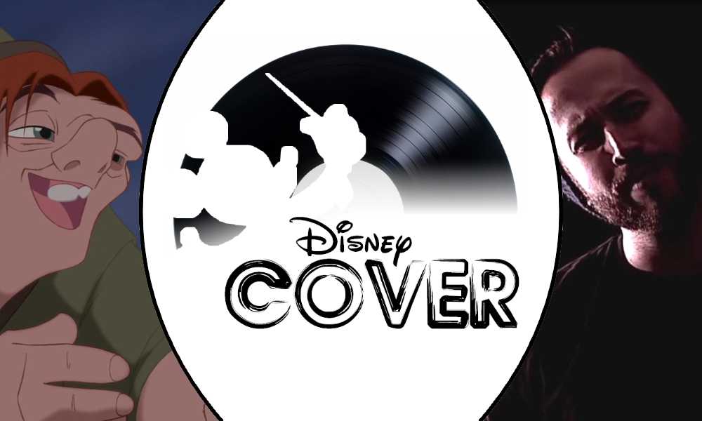 Disney Cover le bossu de notre dame bell of notre dame caleb hyles jonathan young