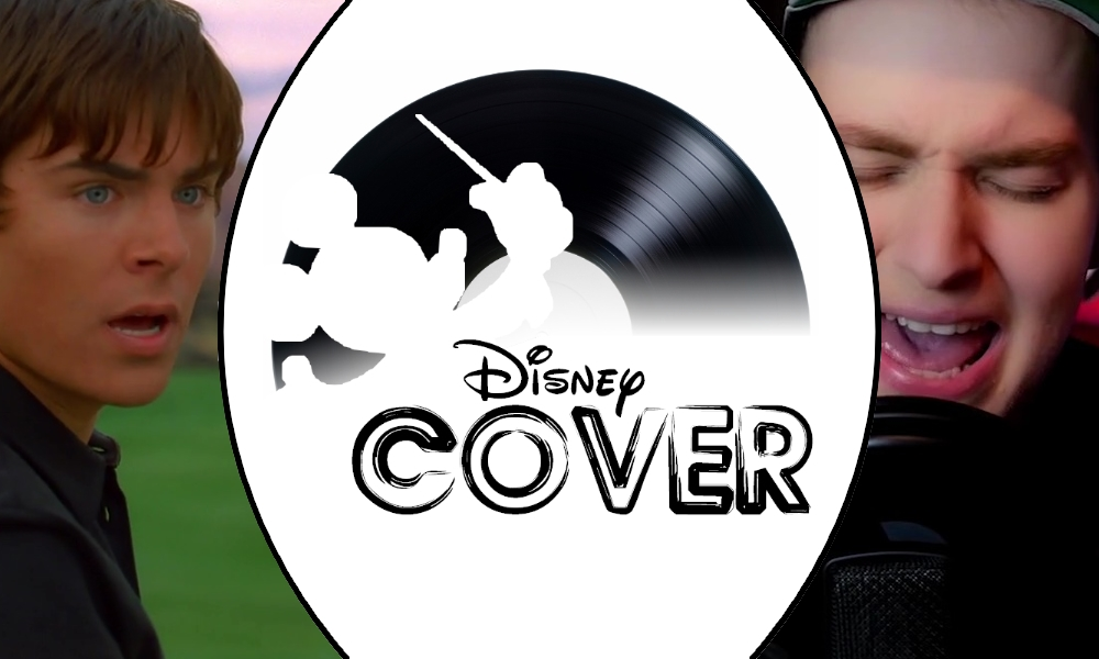 Disney Cover Yvar de Groot High School Musical 2 Bet On it