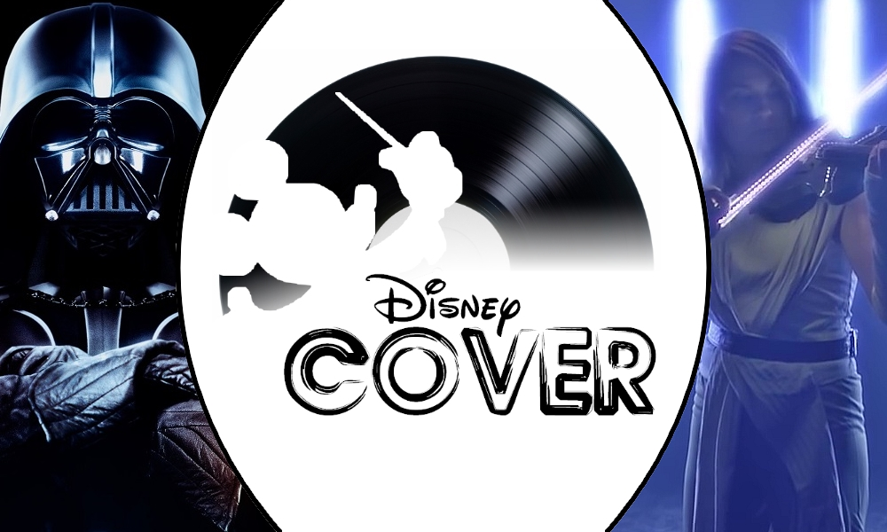 disney cover star wars medley violon taylor davis