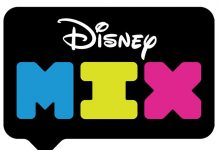 Disney Mix application messagerie iphone itunes android