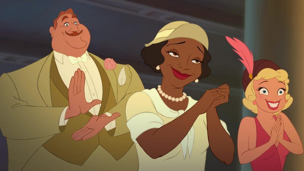 disney eli big daddy leboeuf personnage la princesse et la grenouille