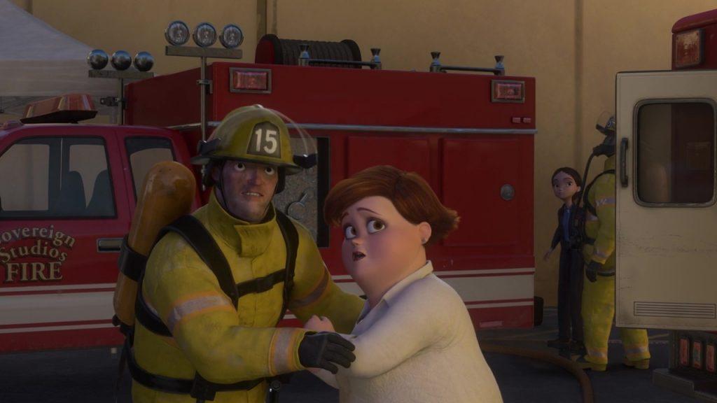 Disney personnage la mére de Penny volt star malgré lui