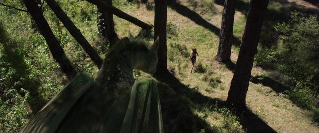 Disney peter et elliott le dragon extrait à dos de dragon actu