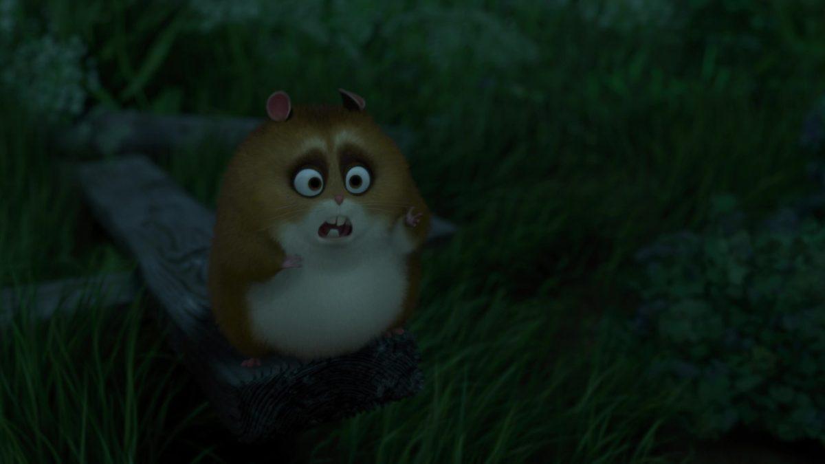Disney Rhino personnage dans volt star malgré lui