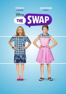 Affiche Poster swap disney channel