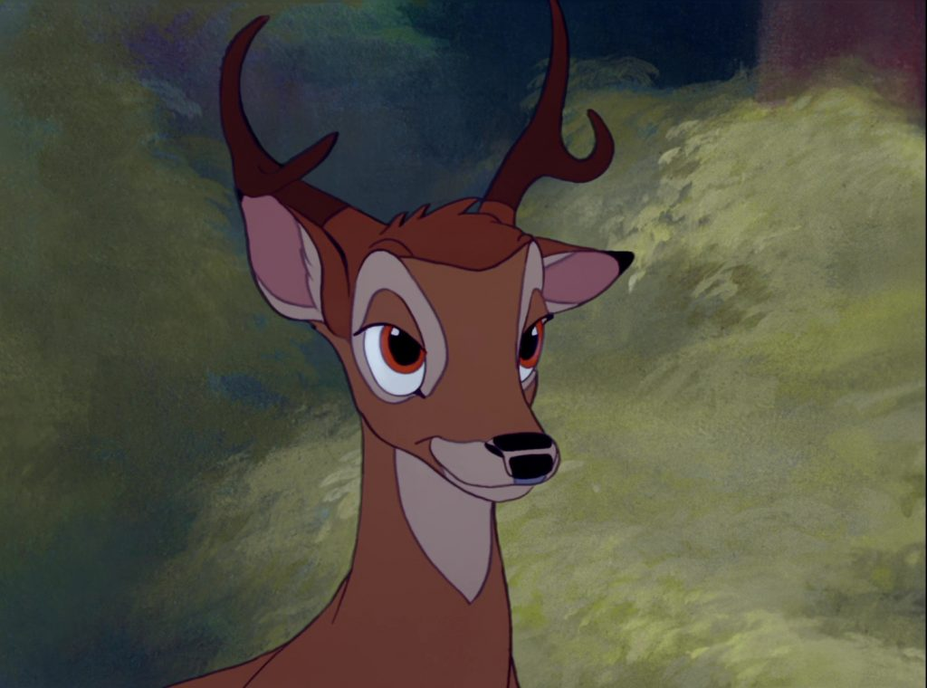 disney personnage character bambi