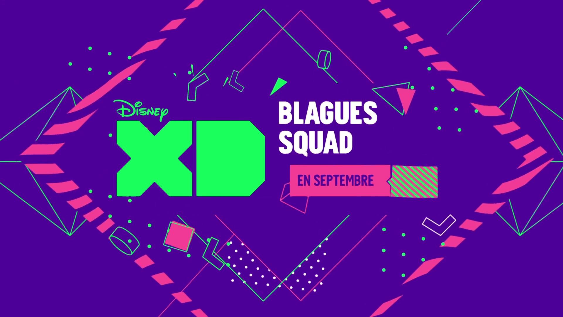Disney XD Blagues Squad