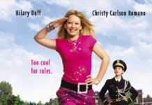 Disney Channel Original Movie Cadet Kelly